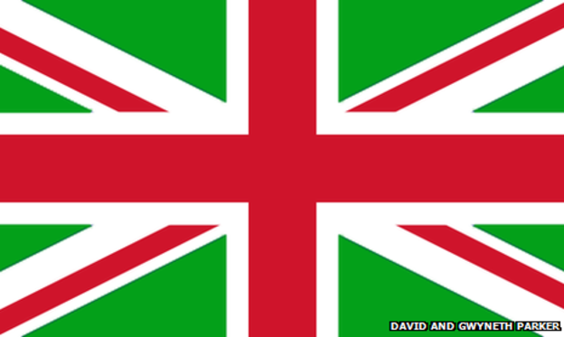 25 readers' designs for a new union jack.