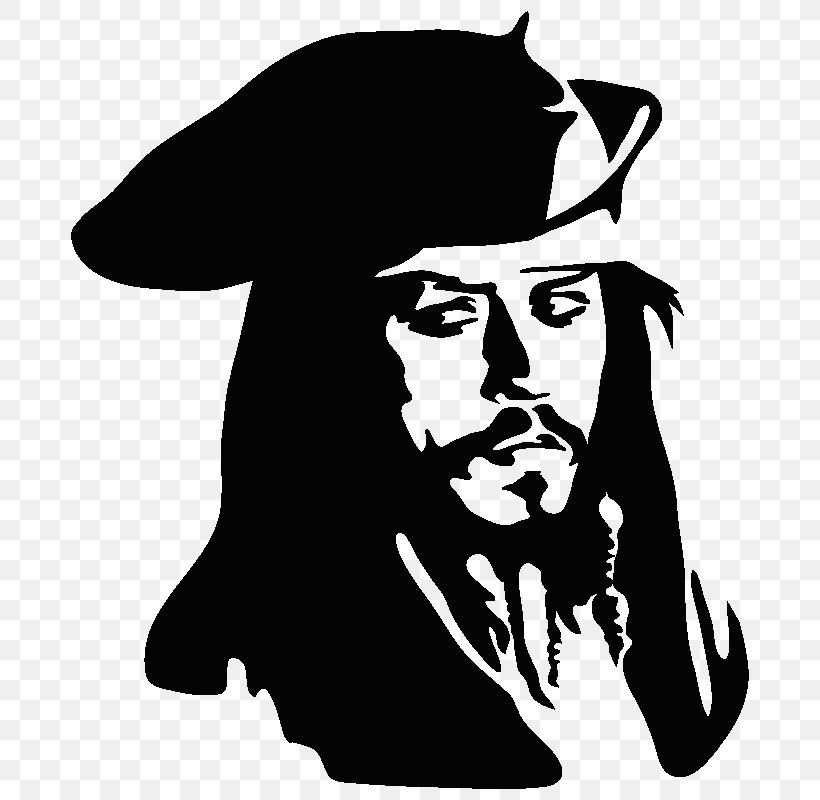 Jack Sparrow Davy Jones Clip Art Sticker Pirates Of The.