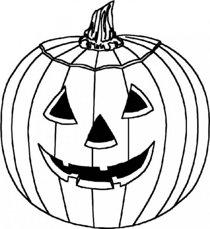 Free Jack O Lantern Clipart Black And White, Download Free.