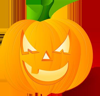 Jack O Lantern Clipart and Halloween Pumpkins.