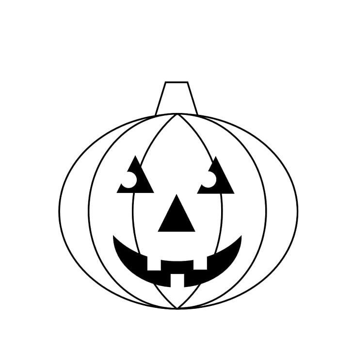 Pumpkin Halloween Jack.