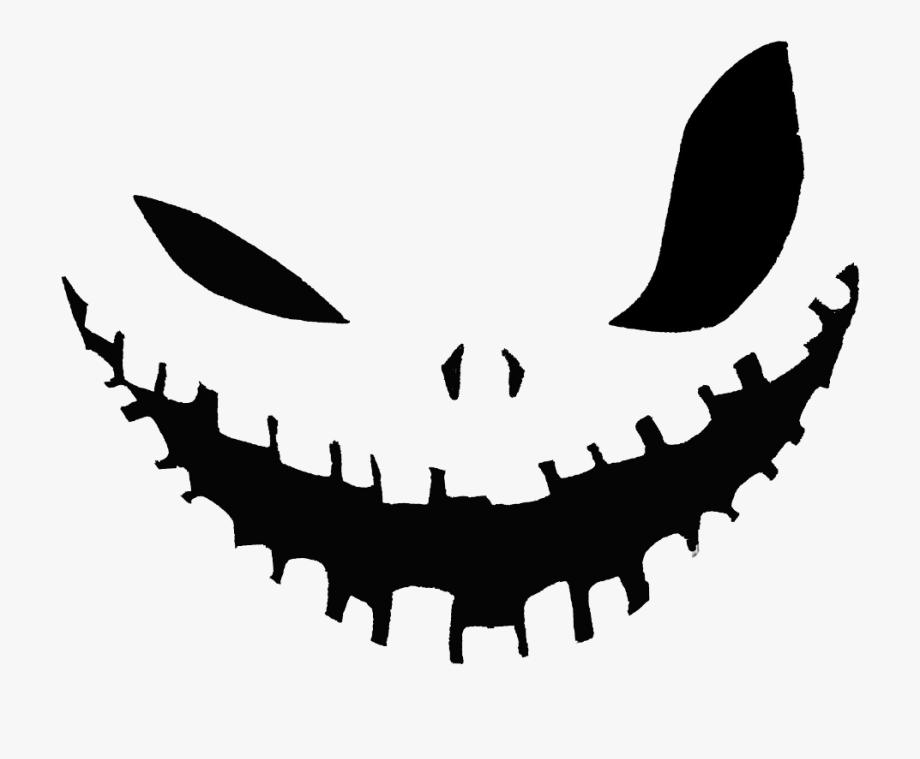 pumpkin #face #creepy.