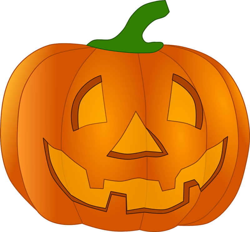 Jack o lantern clipart 4 » Clipart Station.