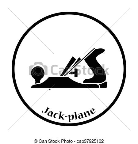 Vector Clipart of Icon of jack.
