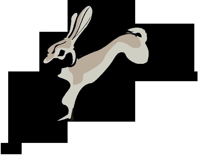 Clipart rabbit jack rabbit, Clipart rabbit jack rabbit.