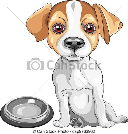 Clip Art of Jack Russell Terrier.