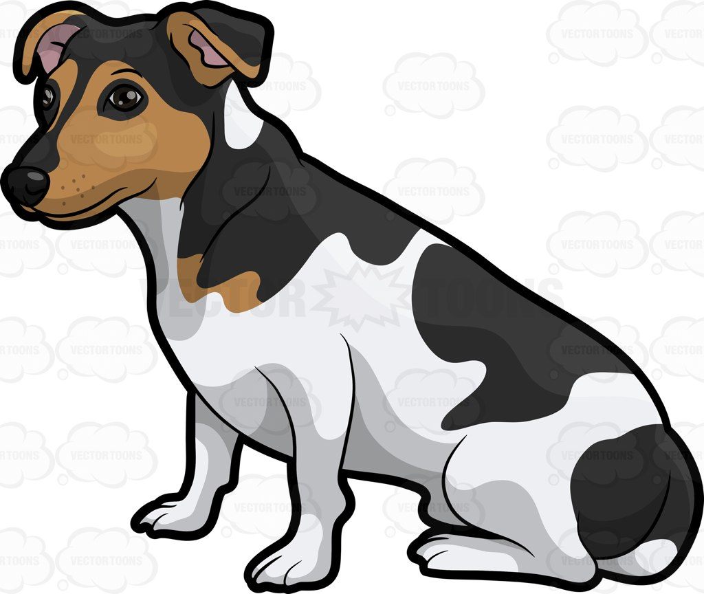 The best free Jack russell clipart images. Download from 590.