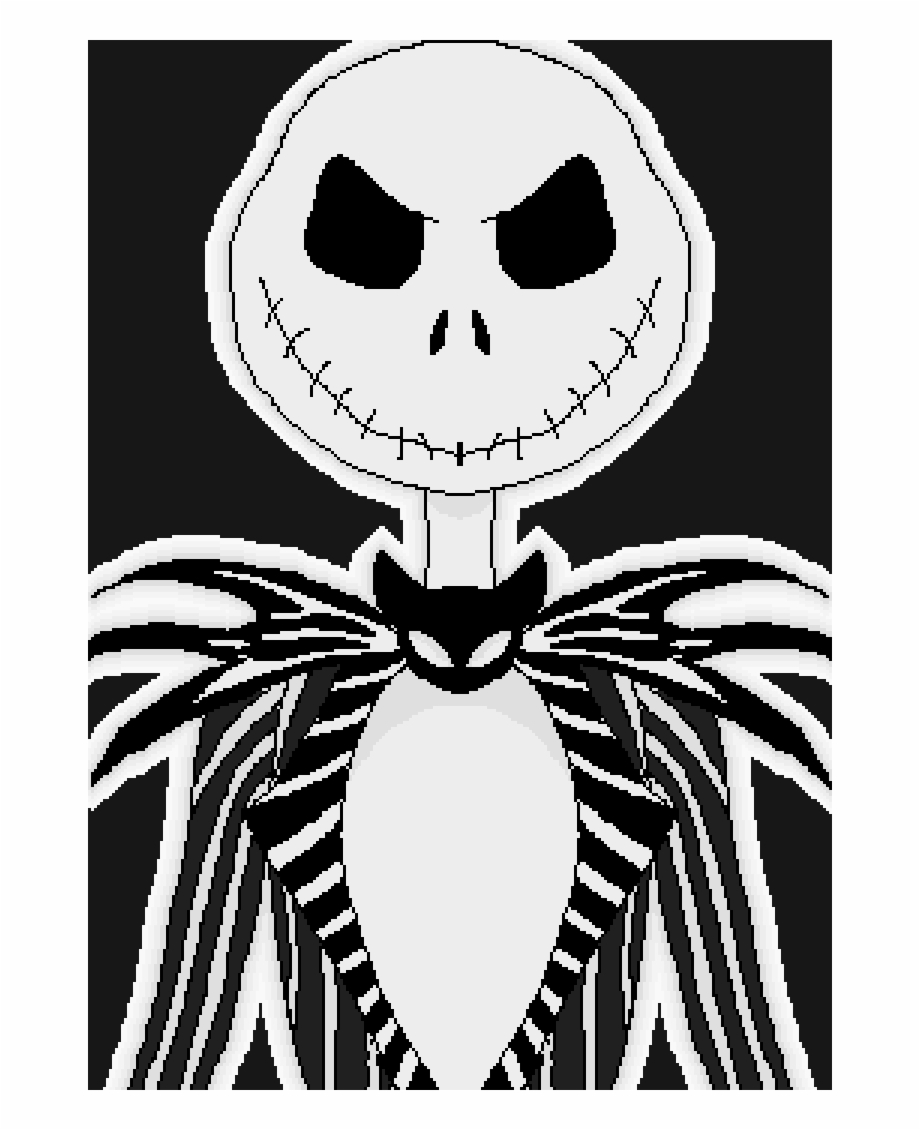 Jack Skellington Illustration.