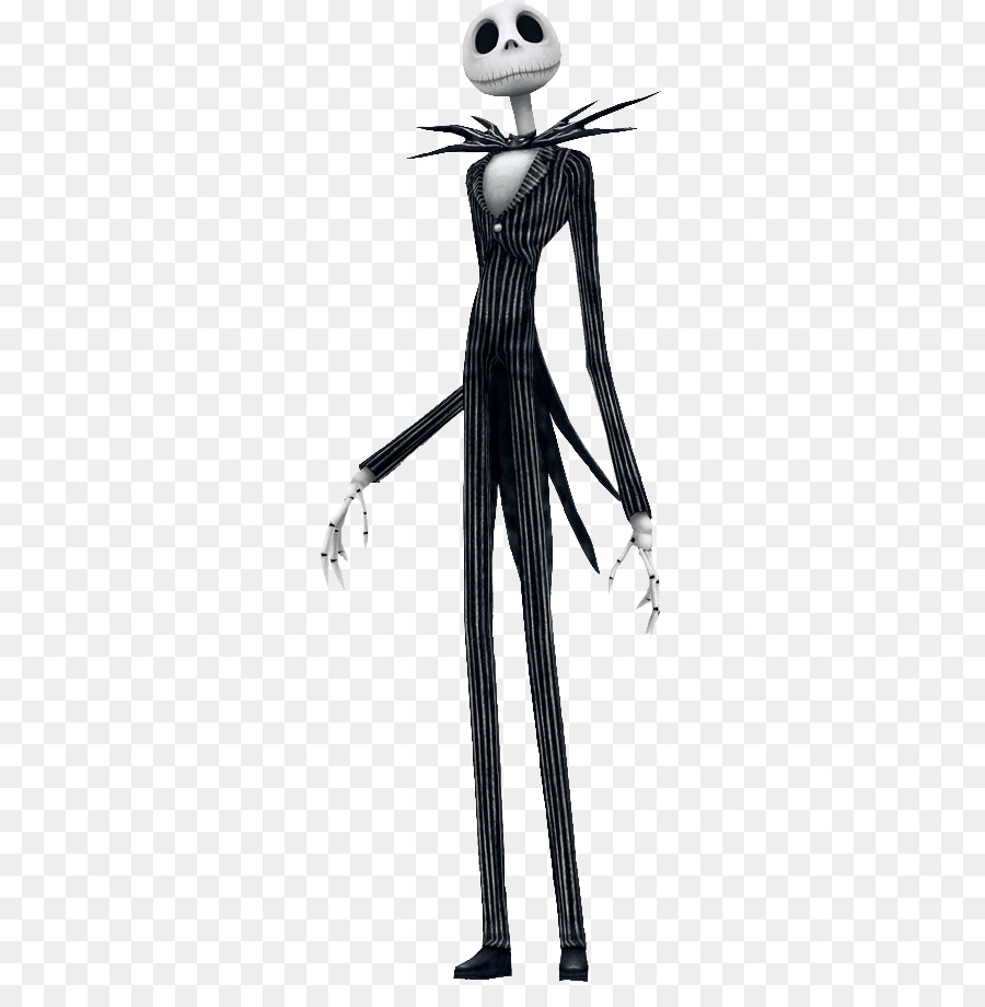 Jack Nightmare Before Christmas png download.