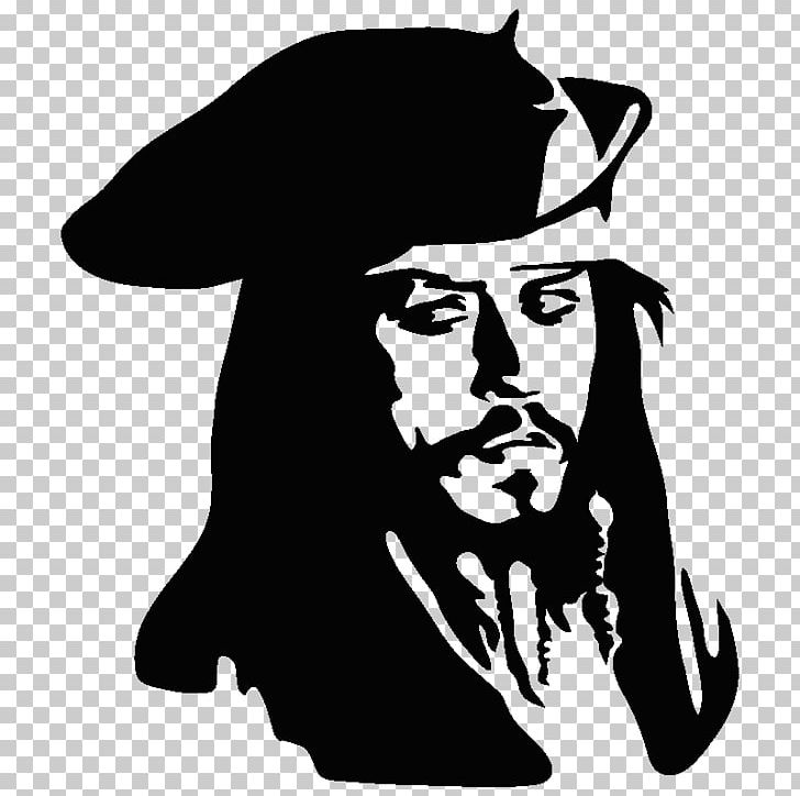 Jack Sparrow Davy Jones Sticker Pirates Of The Caribbean PNG.