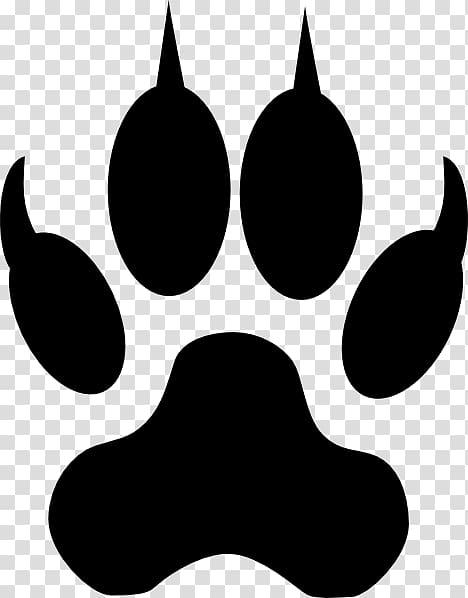 Jack Wolfskin logo, Dog Panthera Paw , Cat Paw Drawing.