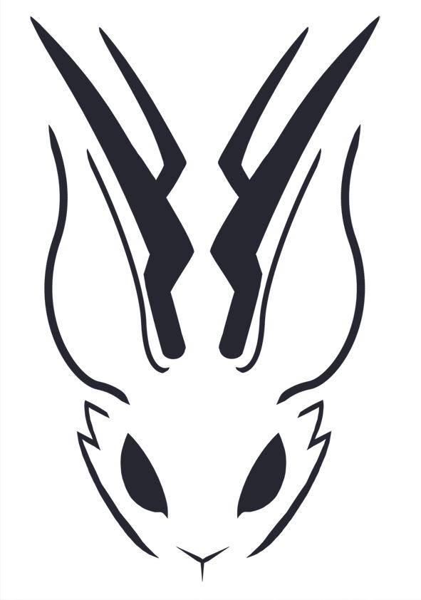 Logo: Jackalope — Weasyl.