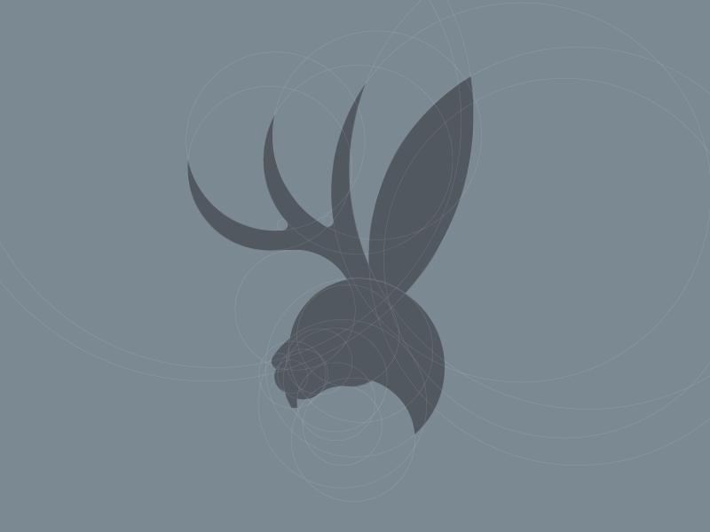 Jackalope logo in 2019.