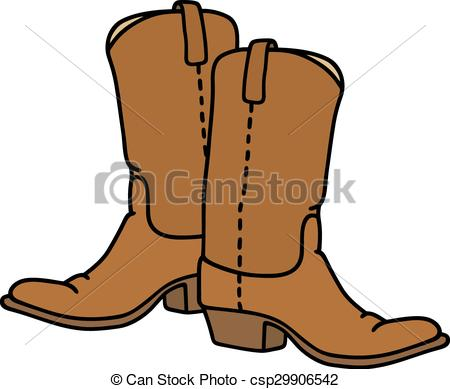 EPS Vector of Jackboots.