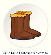 Jackboot Clipart and Illustration. 50 jackboot clip art vector EPS.