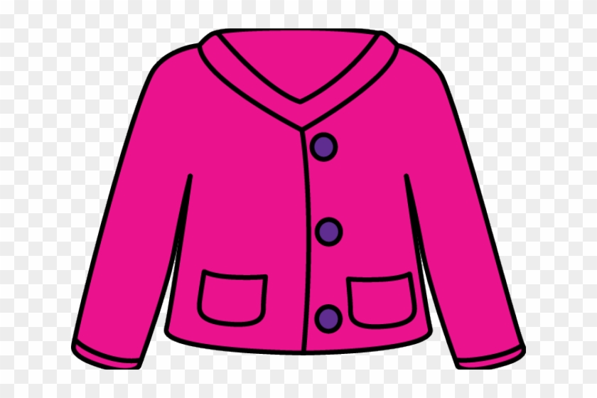 Jacket Clipart Cardigan.