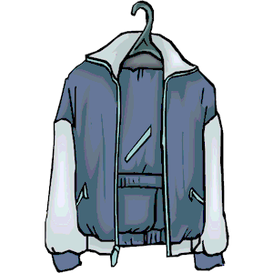 Jacket clipart clipart image #17885.