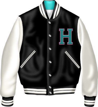 Free Clip art of Jacket Clipart #3963 Best Letter Jacket Clipart.