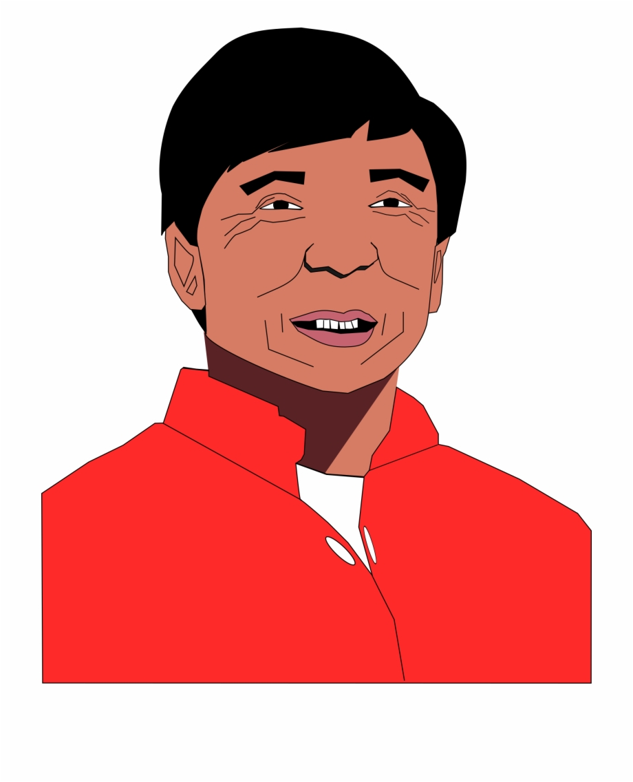 Jackie Chan Clipart.