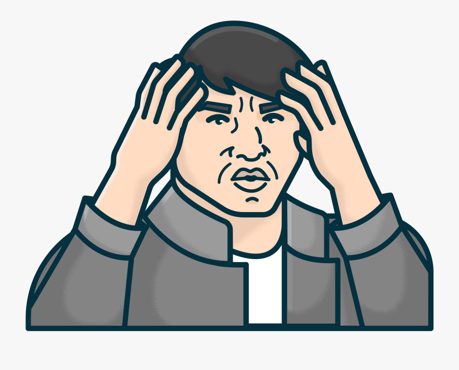 Jackie Chan Confused Meme Clipart , Png Download.