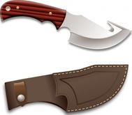 Jack Knife Clipart.