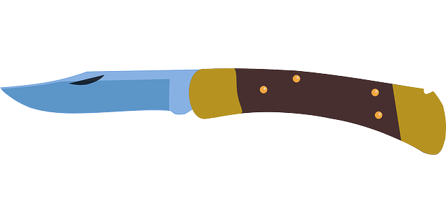 Free vector graphic: Jackknife, Blade, Sharp, Weapon.