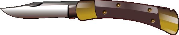 Jack Knife clip art Free Vector / 4Vector.