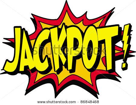 Jackpot Clipart Free.