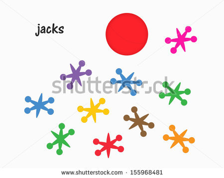 Jacks Stock Illustration 56164876.