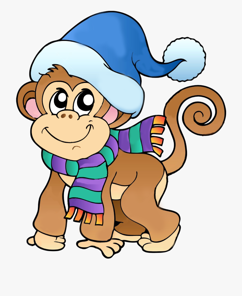 Curious George Clipart Jumping.
