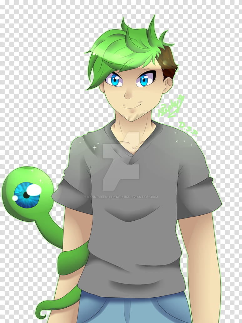 JackSepticEye and Sam transparent background PNG clipart.