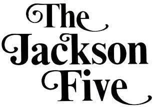 Jackson five Logos.