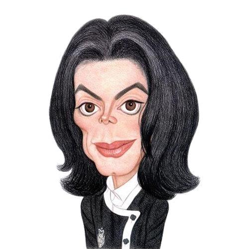 Free Michael Jackson Clip Art.