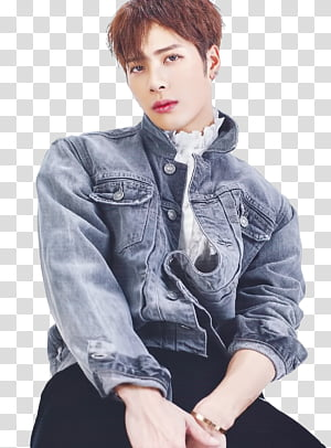 Jackson GOT, Got Jackson Wang transparent background PNG clipart.