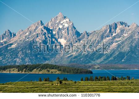 Jackson Hole Wyoming Stock Photos, Royalty.