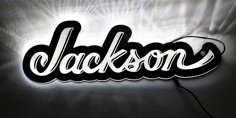 Jackson Logo LED Sign 120V.