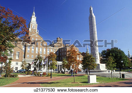 Stock Photography of Providence, Rhode Island, RI, County.