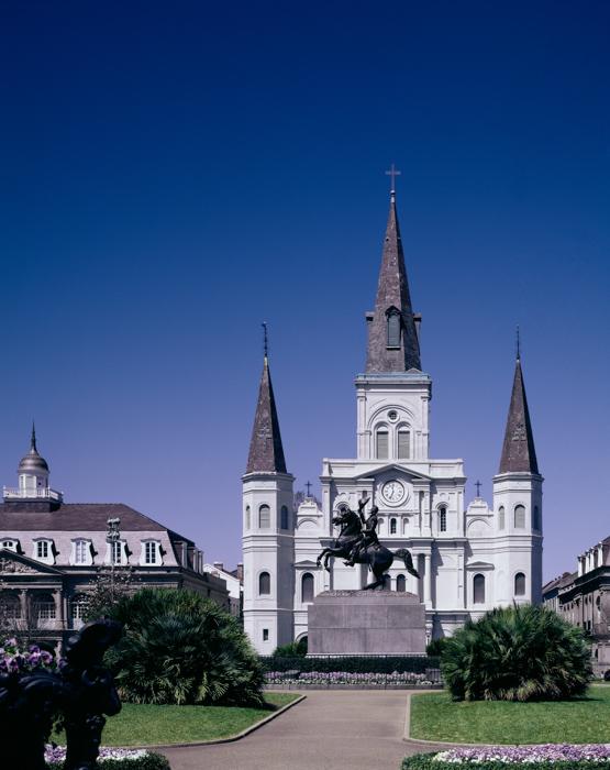 Louisiana : jackson.