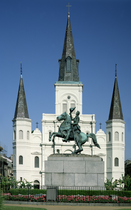 Louisiana : historic.