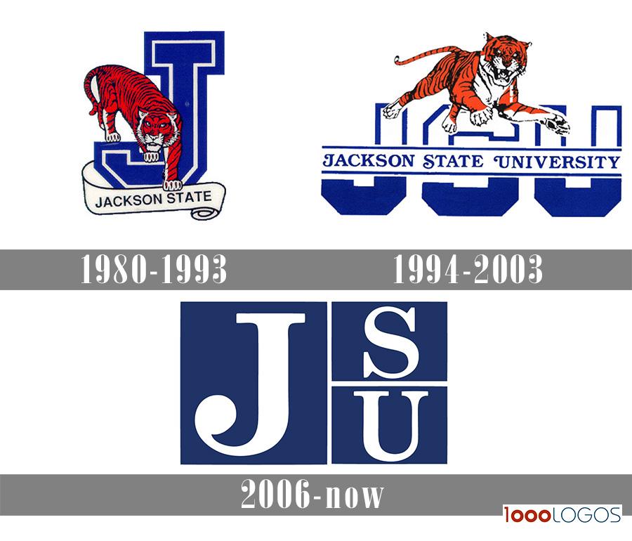 Jackson State Tigers Logo.