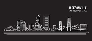 Jacksonville Stock Illustrations.