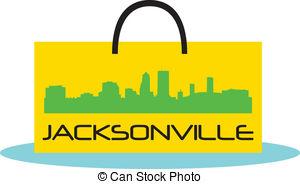Vector of Jacksonville high.