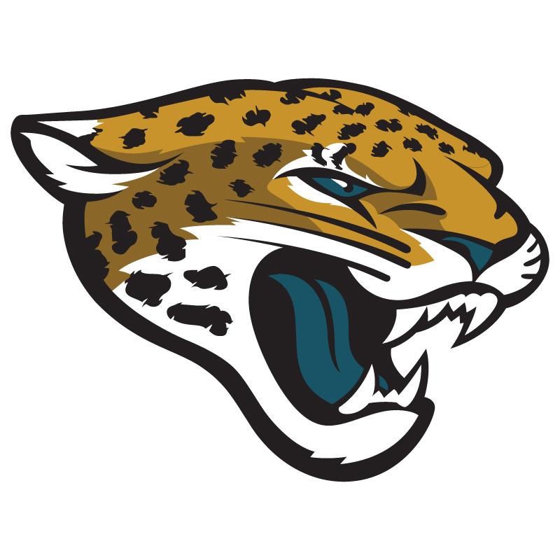 Jacksonville Jaguars logo vector.