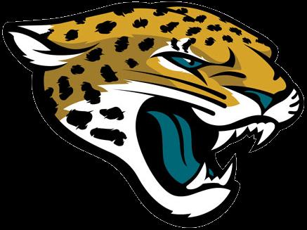 Jacksonville Jaguars Logo transparent PNG.
