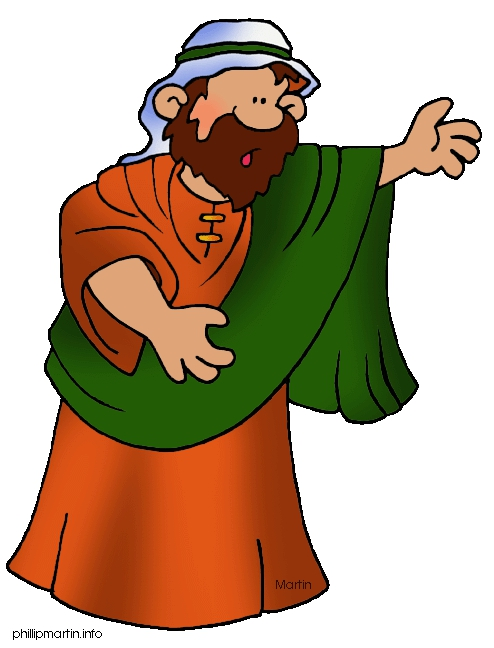 Bible Characters For Kids bible character clipart clipart kid.