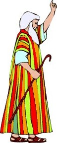 Jacob bible character clipart.