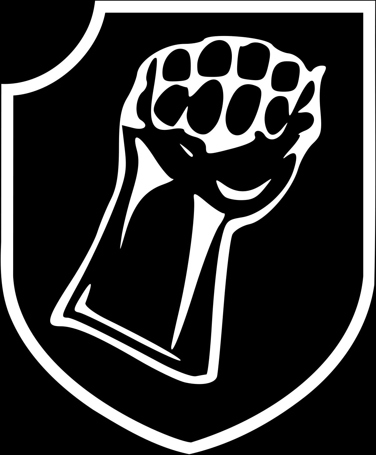 """17 Dywizja Grenadierów Pancernych SS """"Götz von Berlichingen."""