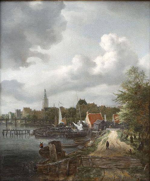 File:Jacob van Ruisdael Vue d'Amsterdam.jpg.
