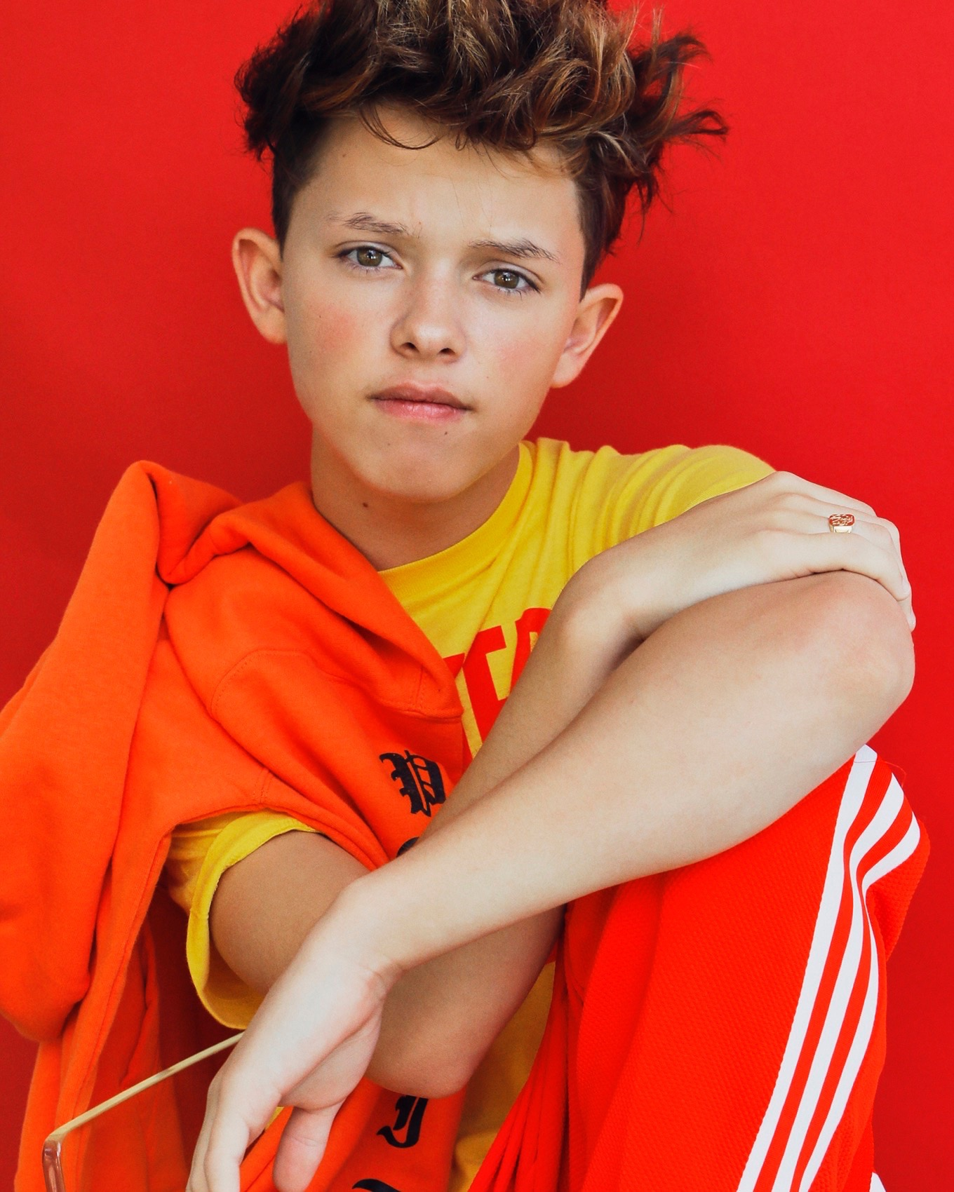 Jacob Sartorius Gives RAW Interview, Talks Selling Out.