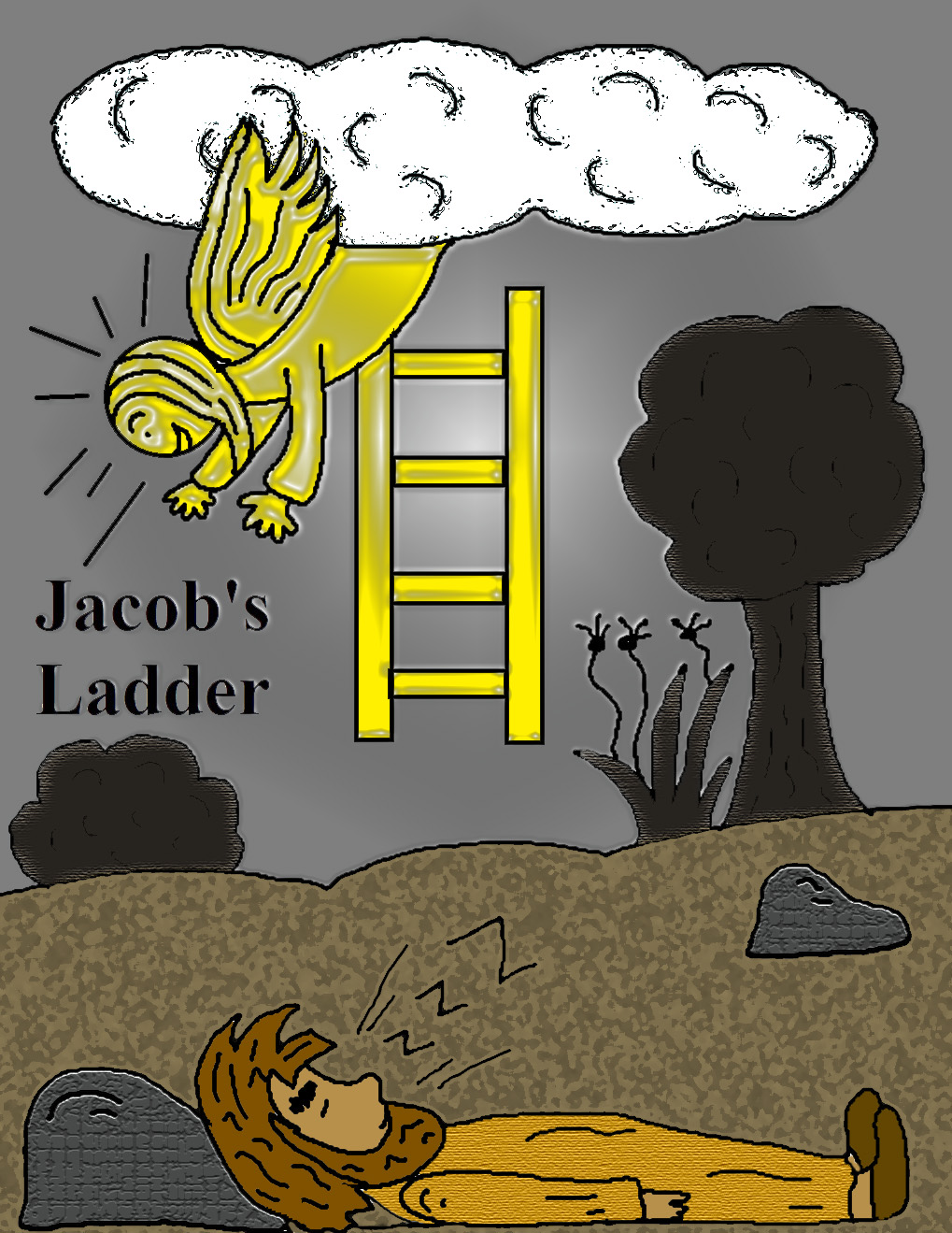Jacobs clipart.